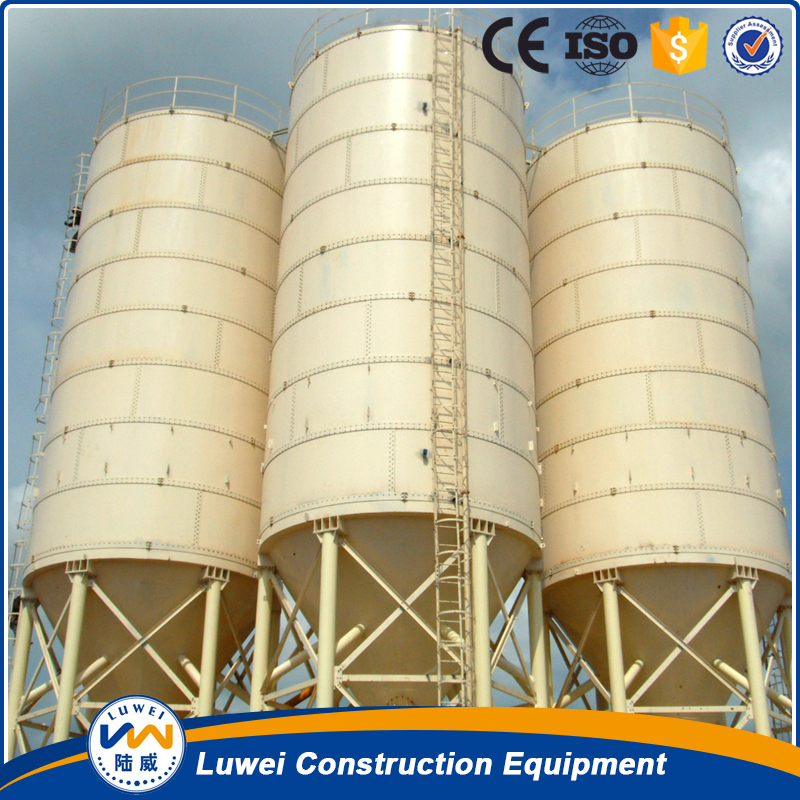 Competitive price steel 500 ton cement silo