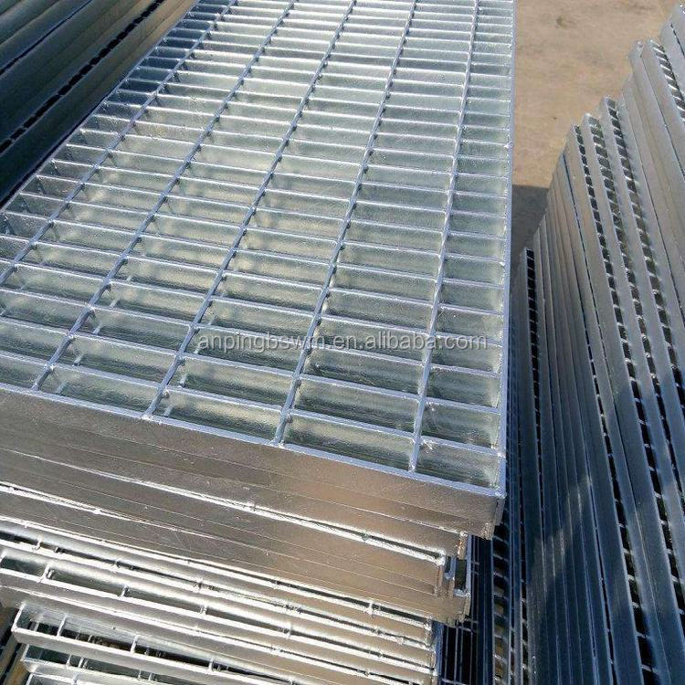 Perforated Metal Raised Floor Grating