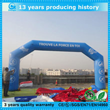 Original factory Customized advertising inflatable arch