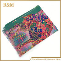 Factory Price Ornamental italy design scarf