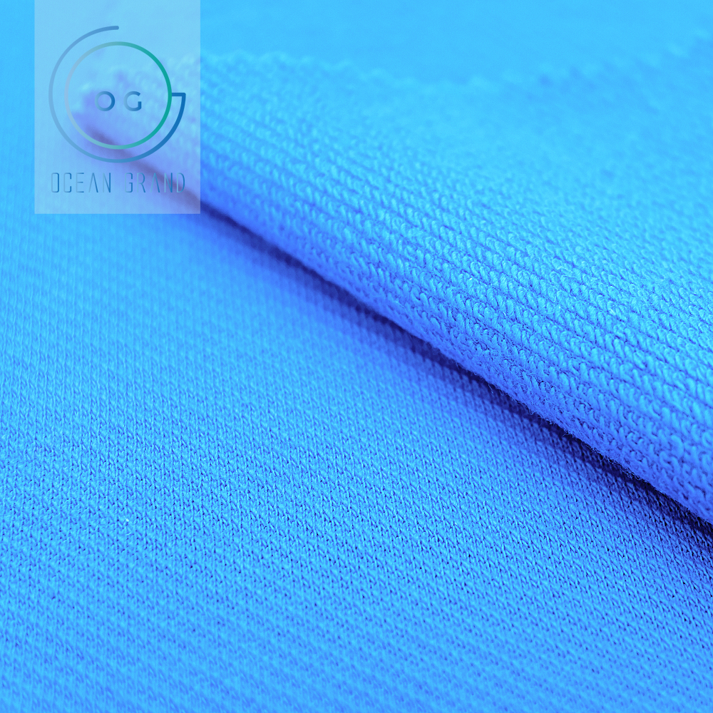 Taiwan 100 Cotton Twill French Terry Fabric for Hoodies