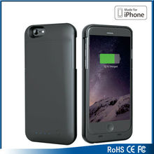 MFI Certification 3200mAh bumper portable power bank charger battery case for iphone 6