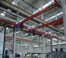 Suspended type lifting overhead crane 10ton of high quality