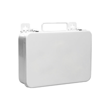 KF04 CE ISO FDA Approved 10-Person First-Aid Kit First Aid Metal Case