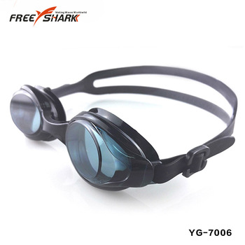 c07b7b19c32 Professional Silicone Adult  kids Prescription Swimming Goggles ...