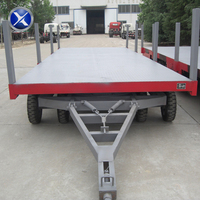 China Agricultural And Farming Trailer Towing