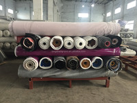 Christmas Promotion Goods:Grade B PVC Leather Stocklot with USD 170/Ton From Jiangyin Longsheng
