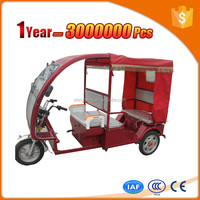 storage cell 48v loading double axle electric cargo tricycle