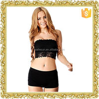 Best sell comfortable OEM soft women's seamless tops Underwear