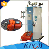 Central Combustion out door boiler, diesel Vertical steam boiler