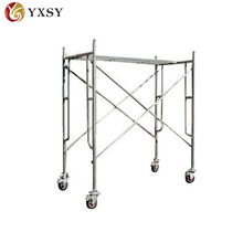 steel Shoring Frame Scaffold Formwork System of easy assemble !