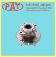 Auto spare parts Wheel bearing hub assembly for Toyota Corolla RUNX SPACIO FIELDER ZZE124 NZE124 DACF2146B 55BWKH02 42410-12240