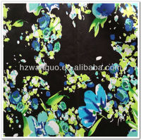 african wax print 100% wholesale cotton twill fabric for women garments