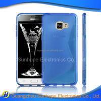 S line design tpu soft cell phone cover For SAMSUNG Galaxy C5 C5000 gel case