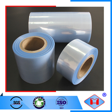 China manufacturer recycled pvc pvdc film for pharmaceutical packing