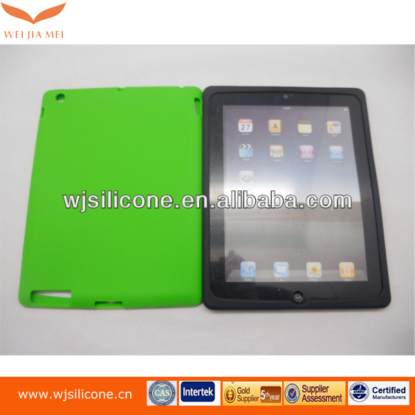 fancy protective for ipad case silicone tablet case