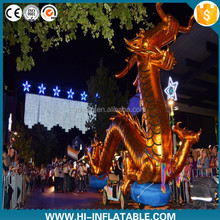 Advertising inflatable toothless dragon/ inflatable cartoon character