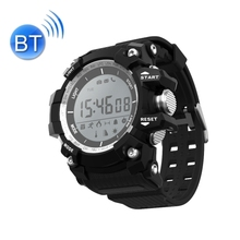 XR05 30m Waterproof Bluetooth Smart Sport Health Watch, Support Pedometer / Calls to Remind / Sleep Monitoring / Remote Capture