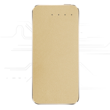 Gold power bank gift items for Christmas buy gifts in bulk