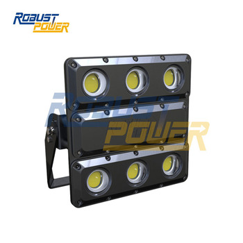 Euro IP66 240W LED Dimmable Flood Light for Warehouse Lighting