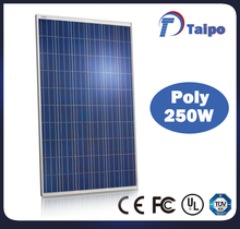 Chinese manufacturer direct supply 200wp 250w solar pv module