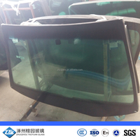xyg auto glass china car windscreen for HON DA ACCORD