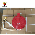 1 inch New product high pressure water mist fire hose reel