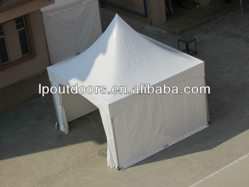 4x4m small stretch tent frame tent for sale
