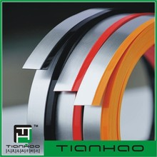 Tianhao high quality flexible plastic countertop edging