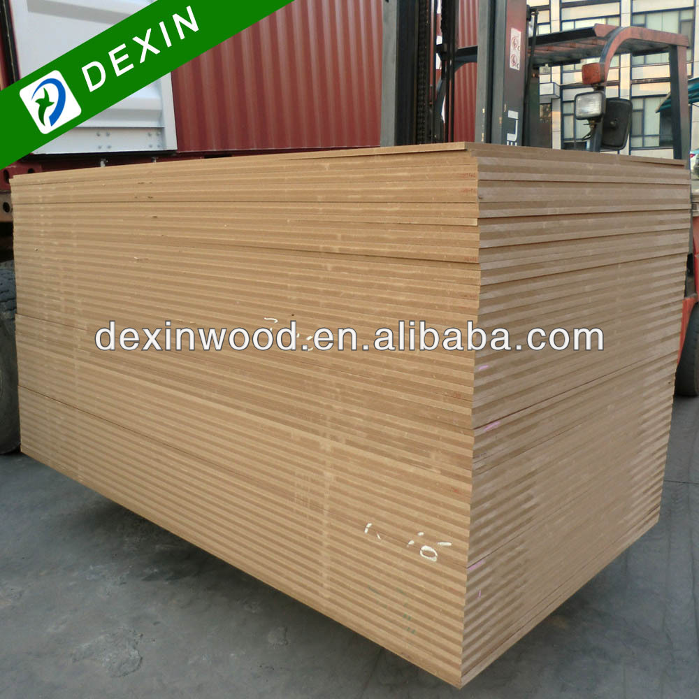 New Zealand MDF for Export---Raw, Melamine or Wood Veneer Faced MDF