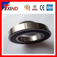 production line flange deep groove ball bearing f607