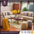 Customize American Post Modern Living Room Furniture set , high quality soild Wooden furniture living room set