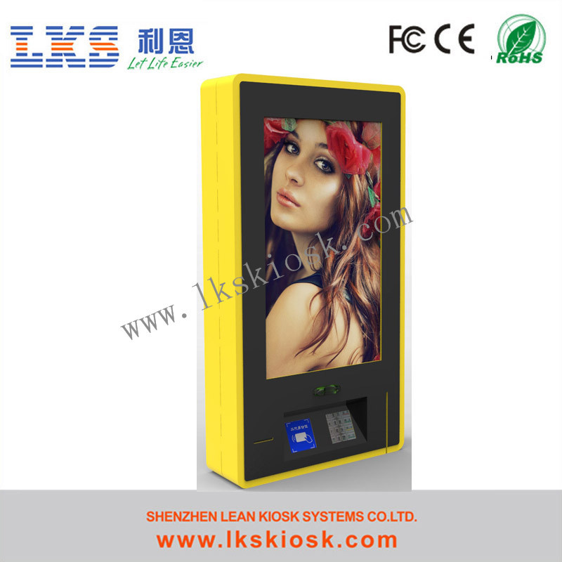 Good Quality Cheap Plastic Pedestals Bus Ad Player