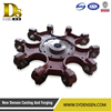 Alibaba express China factory oem Customized sand casting products, casting sand manufacturer