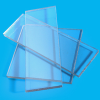 Durable hollow PC sunlight sheet solid middle empty polycarbonate sunlight plate twin wall PC polycarbonate sunlight panel