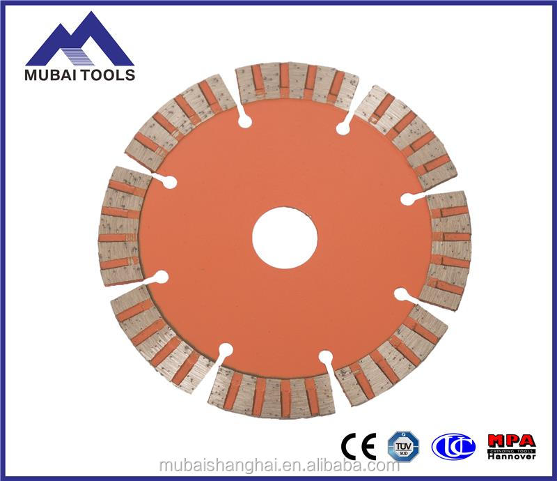 8 inch good quality porcerlain tile cutting blade
