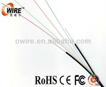 solid core fiber optic cable