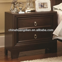 HDBT088 french bedside table wooden cheap nightstand