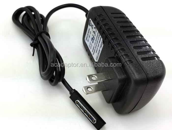 UK EU US AU 12V 9V 5V 1.5A 2A 3.6A Tablet PC charger for Acer Iconia A700 A510 for Microsoft surface RT PRO For android