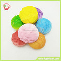 Colorful Scented squishy slow rising bread foam stress balls