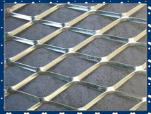@# 2015 hot sale expanded wire mesh galvanized welded mesh factory supply
