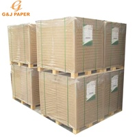 Supply Factory Price 60 gsm White Woodfree Uncoated Offset Printing Bond Paper