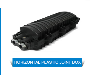 Vertical type plastic cable splice closure manufacture