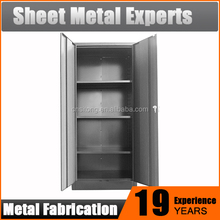 Simple Modern Design Cheap Metal Shoe Steel Cupboard Price