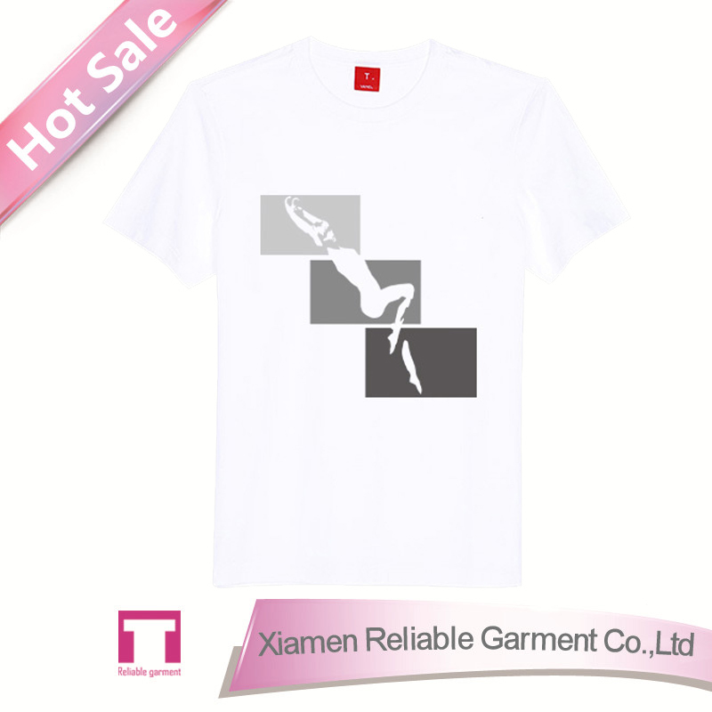 180GSM 100 percent cotton t.shirt made in vietnam cotton club t shirt for men