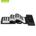 Professional Silicon Flexible 88 Keys Toy Roll Up Piano Hand Roll Piano for Children