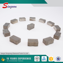 cnc tool holder spare parts stone cutting band saw blade segment