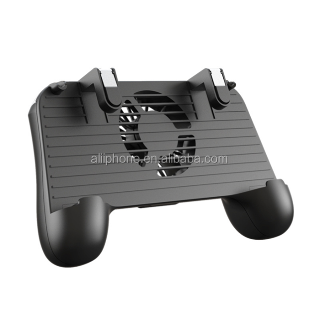 Hot style mobile game handle grip for 3 in 1 smart joystick gamepad controller