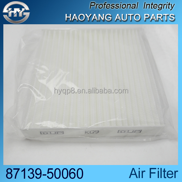 OEM Quality Cabin Air Filter fits Japanese Car Toy Lexu Scio 87139-50060