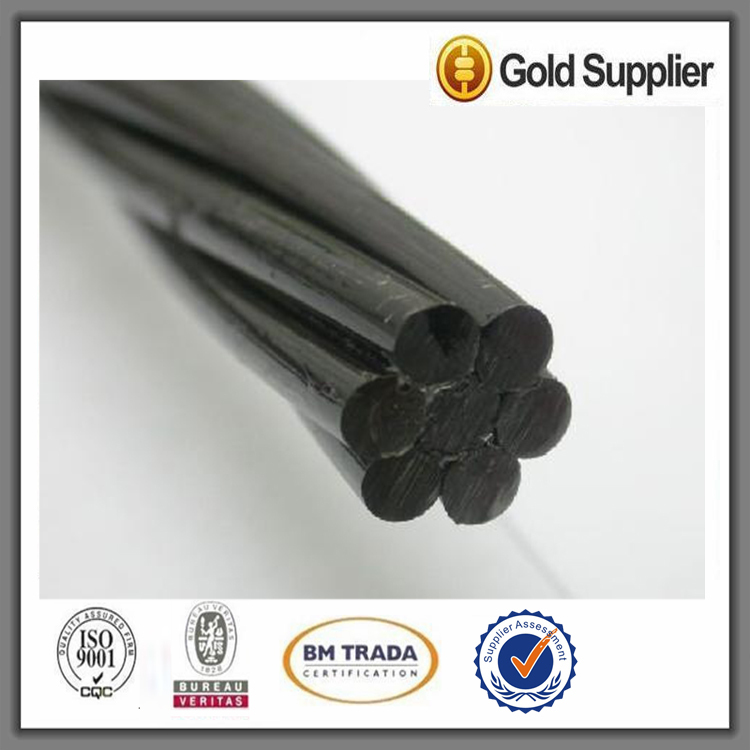 China direct factory top quality Prestressed Concrete Steel PC strand